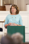 Dr. Ellen Marmon Preaching in Chapel - 8