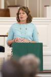 Dr. Ellen Marmon Preaching in Chapel - 9