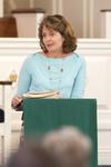 Dr. Ellen Marmon Preaching in Chapel - 11