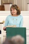 Dr. Ellen Marmon Preaching in Chapel - 12