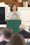 Dr. Ellen Marmon Preaching in Chapel - 13