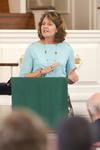Dr. Ellen Marmon Preaching in Chapel - 17