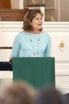 Dr. Ellen Marmon Preaching in Chapel - 18