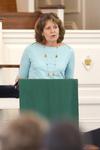 Dr. Ellen Marmon Preaching in Chapel - 19