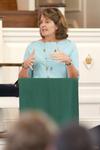 Dr. Ellen Marmon Preaching in Chapel - 21