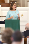 Dr. Ellen Marmon Preaching in Chapel - 23