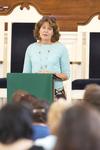 Dr. Ellen Marmon Preaching in Chapel - 24