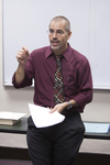 Dr. John Cook Lecturing - 2