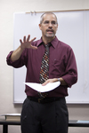 Dr. John Cook Lecturing - 5