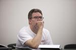 Brian Nutter in Dr. John Cook's Class