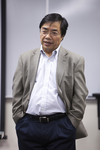 Dr. Kima Pachuau Lecturing - 2