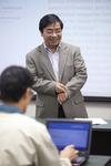 Dr. Kima Pachuau Lecturing - 5
