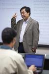 Dr. Kima Pachuau Lecturing - 7