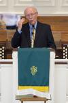 Dr. Bob Stamps Preaching in Estes Chapel - 3