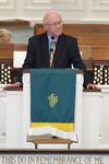 Dr. Bob Stamps Preaching in Estes Chapel - 6