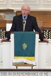Dr. Bob Stamps Preaching in Estes Chapel - 7
