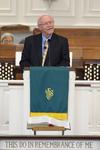 Dr. Bob Stamps Preaching in Estes Chapel - 9