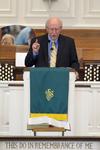 Dr. Bob Stamps Preaching in Estes Chapel - 11
