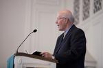 Dr. Bob Stamps Preaching in Estes Chapel - 13