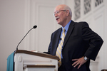 Dr. Bob Stamps Preaching in Estes Chapel - 16