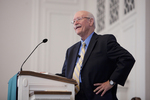 Dr. Bob Stamps Preaching in Estes Chapel - 18