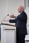 Dr. Bob Stamps Preaching in Estes Chapel - 21