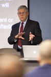 Dr. Ben Witherington Lecturing - 5