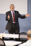 Dr. Ben Witherington Lecturing - 10