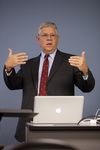 Dr. Ben Witherington Lecturing - 13
