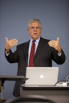 Dr. Ben Witherington Lecturing - 14