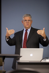 Dr. Ben Witherington Lecturing - 16