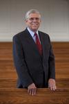 Dr. Ben Witherington in Estes Chapel