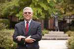 Dr. Ben Witherington in Wesley Square - 5