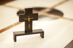 A Cross in Fletcher Chapel - 2