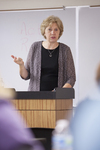 Dr. Christine Pohl Lecturing - 2