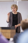 Dr. Christine Pohl Lecturing - 4