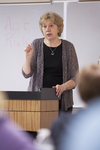 Dr. Christine Pohl Lecturing - 5