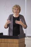 Dr. Christine Pohl Lecturing - 7