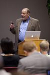 Dr. Lawson Stone Lecturing - 4
