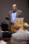 Dr. Lawson Stone Lecturing - 5