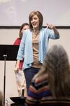 Carolyn Moore Preaching