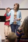 Carolyn Moore Preaching - 2