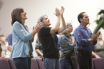 Carolyn Moore Worshiping in a Local Church - 2