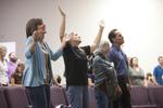 Carolyn Moore Worshiping in a Local Church - 3