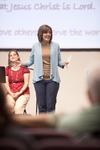 Carolyn Moore Preaching - 5