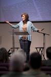 Carolyn Moore Preaching - 10