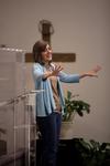 Carolyn Moore Preaching - 19