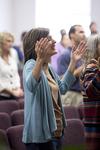Carolyn Moore Worshiping in a Local Church - 19