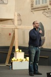 Rosario Picardo Speaking at Embrace Church - 2