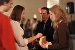 Serving Communion at Embrace Church
